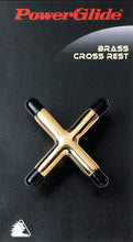Load image into Gallery viewer, Brass Cross Rest (2) + Spider (2) + .Bridge Heads (no cues) + Full Size Balls + Triangle - Triple DDD Sports Ltd