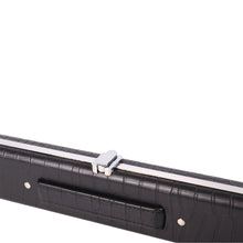 Load image into Gallery viewer, PowerGlide Deluxe 2-Piece Aluminium PU Cue Case - Triple DDD Sports Ltd
