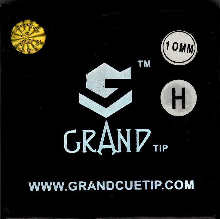 Grand Cue Tips - Triple DDD Sports Ltd