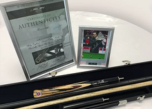 Load image into Gallery viewer, Handmade Ronnie O'Sullivan Limited Edition LE-100 Cue - Riley England - Triple DDD Sports Ltd