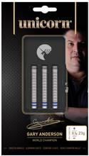 Load image into Gallery viewer, Unicorn - World Champion 90% Tungsten Natural - Gary Anderson Phase 3 - Triple DDD Sports Ltd