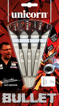 Load image into Gallery viewer, Unicorn - Bullet Stainless Steel - Gary Anderson - Triple DDD Sports Ltd