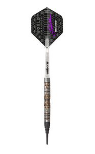 Unicorn - Jelle Klaasen World Champion Phase 2 Soft Tip Dart Set - Triple DDD Sports Ltd