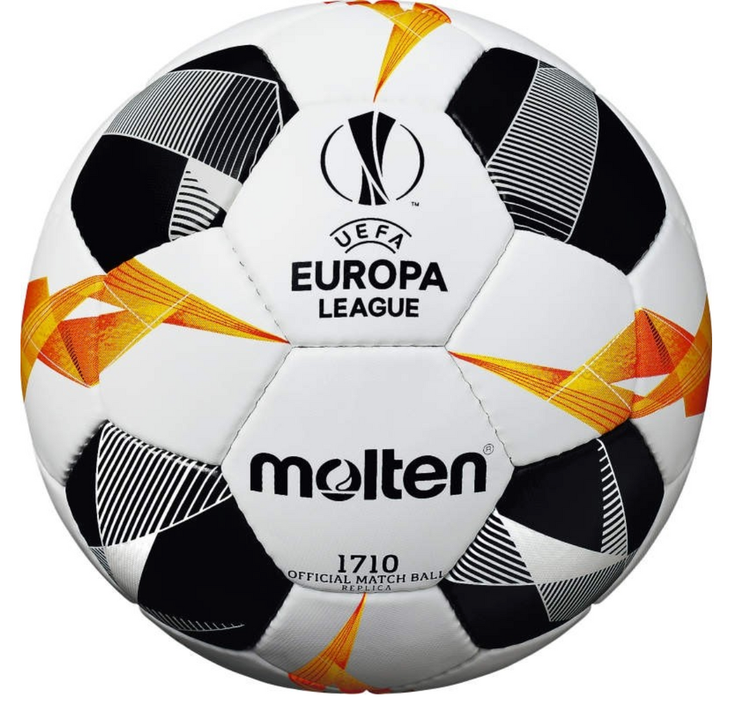 Molten - UEFA Europa League Official Replica Football 1710 - Triple DDD Sports Ltd