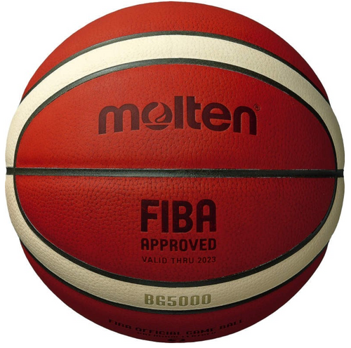 Molten - BG5000 Leather Basketball - Triple DDD Sports Ltd
