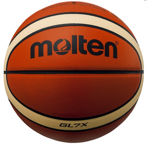 Molten -  BGLX Leather Basketball - Triple DDD Sports Ltd