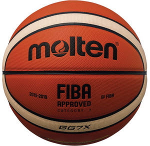 Molten - BGGX FIBA Approved Synthetic Leather Cushioned Basketball - Triple DDD Sports Ltd