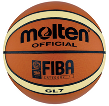 Load image into Gallery viewer, Molten - BGL Leather Basketball - Triple DDD Sports Ltd