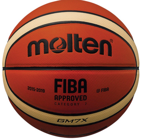 Molten - BGMX FIBA Approved PU Leather Basketball - Triple DDD Sports Ltd