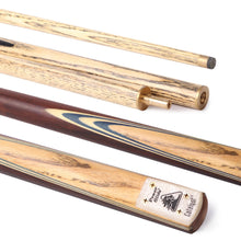 Load image into Gallery viewer, Catalyst Snooker Cue 50/50 Split 9.5mm Tip - Triple DDD Sports Ltd