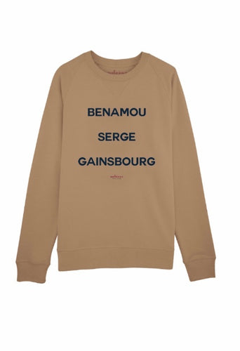 BENAMOU Sweat camel