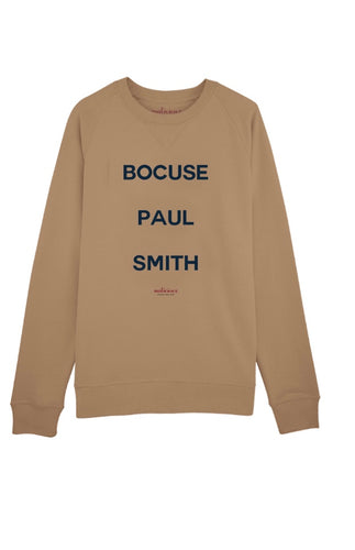 BOCUSE Sweat camel