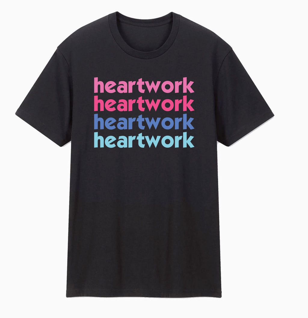 "Heartwork T Shirt ""Loveless"""