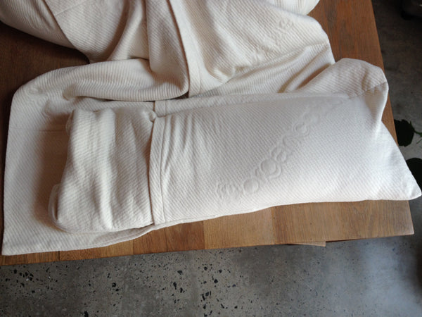 Hull Body Pillow Kit Components Open Your Eyes Bedding