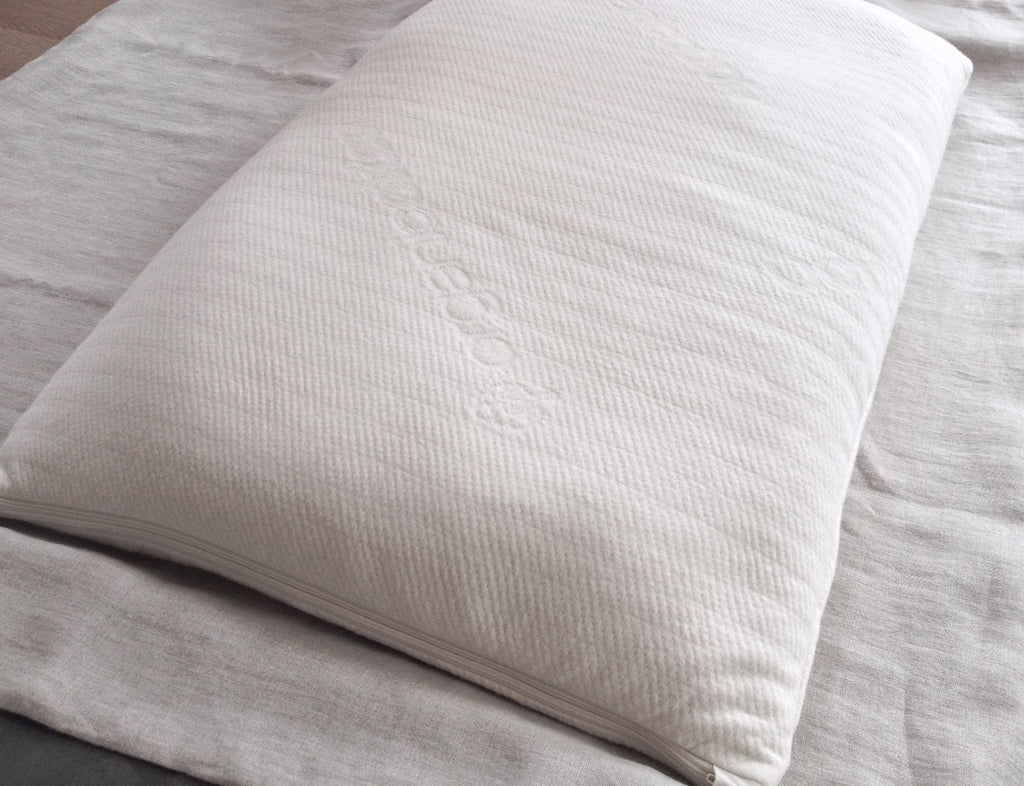 Organic Pillow Inserts Open Your Eyes Bedding