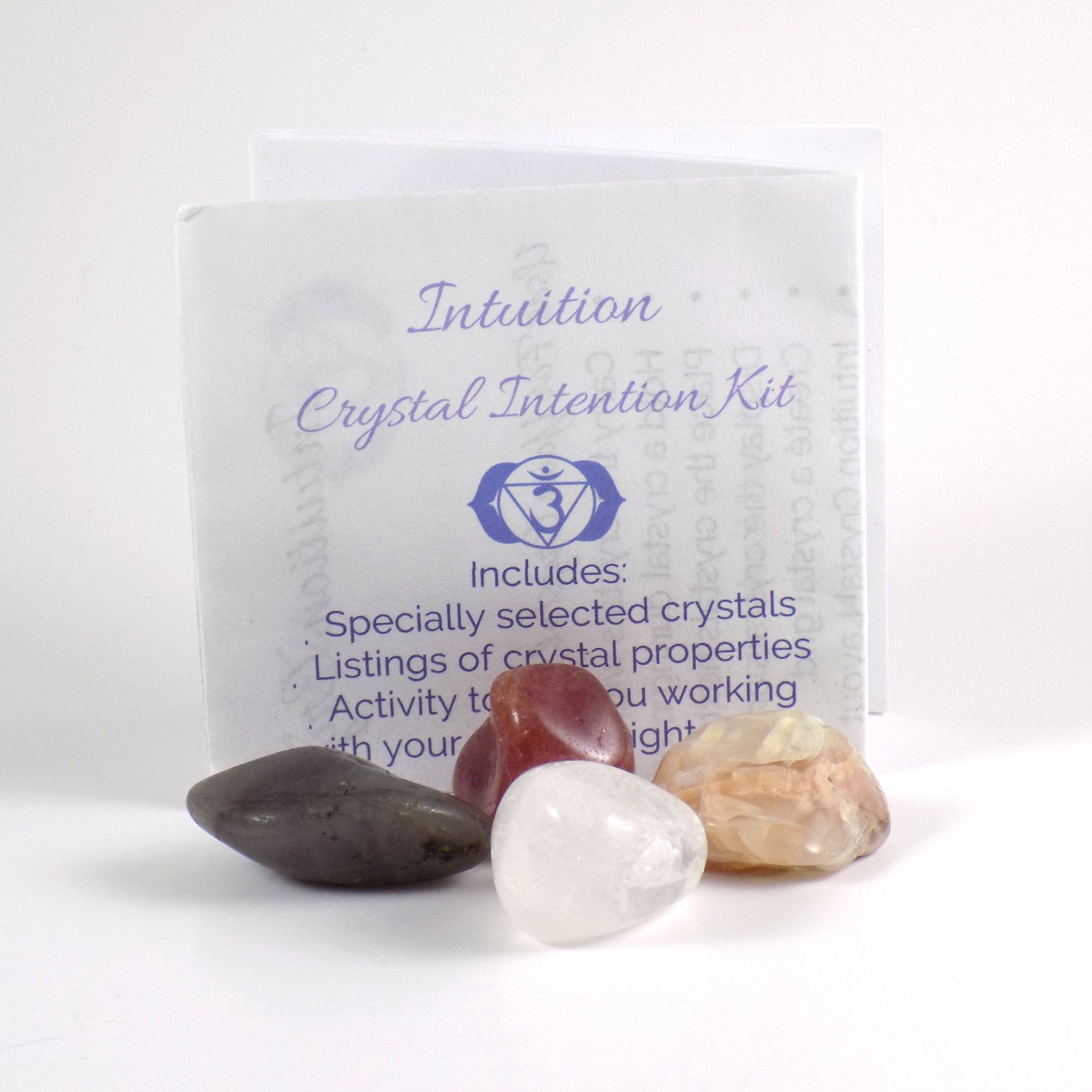 Intuition Crystal Kit Amanda McElhaney