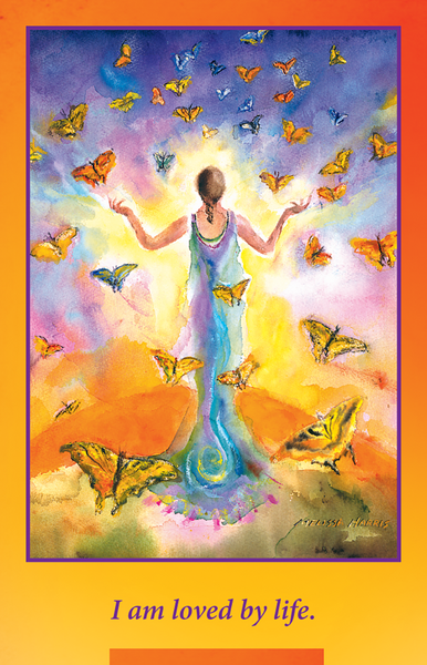 Goddess on the Go inspiration deck