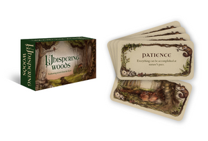 Whispering Woods Inspiration deck