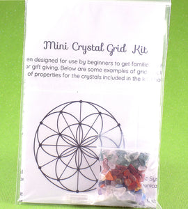 Mini Crystal Grid Kit