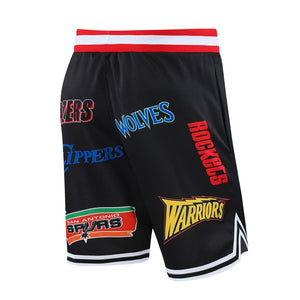 Adult Trendy Running Shorts Hip Hop Street Board Basketball Shorts Outdoor Football Training Gym Fitness Sports Short Pants