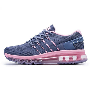 ONEMIX 2020 Women Running Shoes Air Cushion Athletic Trainers Outdoor Mesh Damping Sport Shoes Multi-function Jogging Sneakers