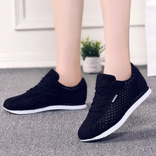 Load image into Gallery viewer, Women's Breathable Flat Shoes Light Soft Sport Shoes Women Tennis Shoes Female Stability Walking Sneakers Trainers Cheap