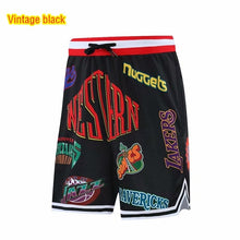 Load image into Gallery viewer, Adult Trendy Running Shorts Hip Hop Street Board Basketball Shorts Outdoor Football Training Gym Fitness Sports Short Pants