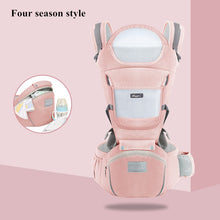 Load image into Gallery viewer, 2020 Baby Carrier Waist Stool Newborn Walkers Cotton Mesh Summer Autumn Backpack Hipseat Travel Front Facing Pouch Wrap Kangaroo