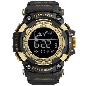 Mens Watch Military Waterproof Sport Wrist Watch Digital Stopwatches