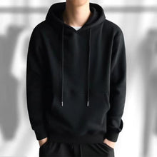 Load image into Gallery viewer, 2020 New pullover Fashion Brand Men Solid Hoodie Men's Casual Wild Hooded Sweatshirt Male Simple Slim Hoodies Sweatshirts Tops
