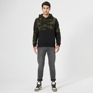 2020 New Men's Hoodies Autumn Sportswear Long Sleeve Camouflage Hooded Shirt Mens Brand Clothing Male Casual Pullover Sweatshirt