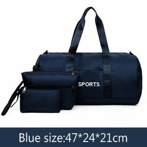 Sports Women Gym Bags set - FIVE TIGERS