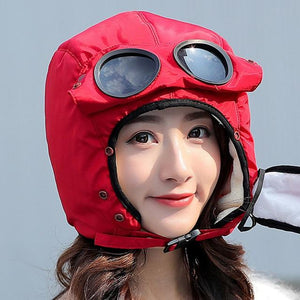 2020 New original design fashion warm cap winter men women - FIVE TIGERS