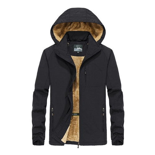 Winter Fleece Jackets for Men Casual