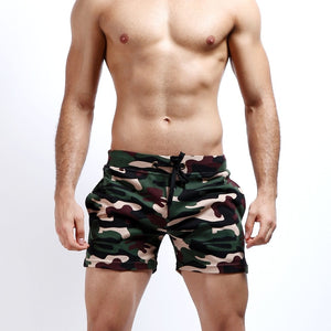 Men's shorts casual summer beach - FIVE TIGERS