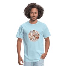 Load image into Gallery viewer, Men's T-Shirt - powder blue