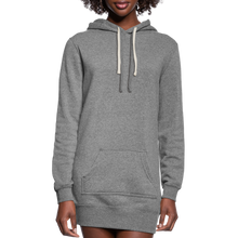 Load image into Gallery viewer, Women's Hoodie Dress - heather gray