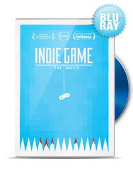 Indie Game: The Movie BluRay Regular Edition