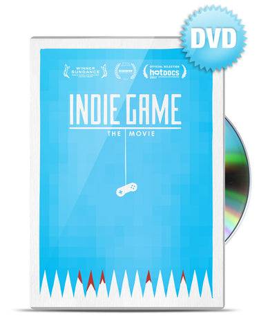 Indie Game: The Movie DVD - Regular Edition