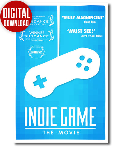 Indie Game: The Movie (Digital Download)