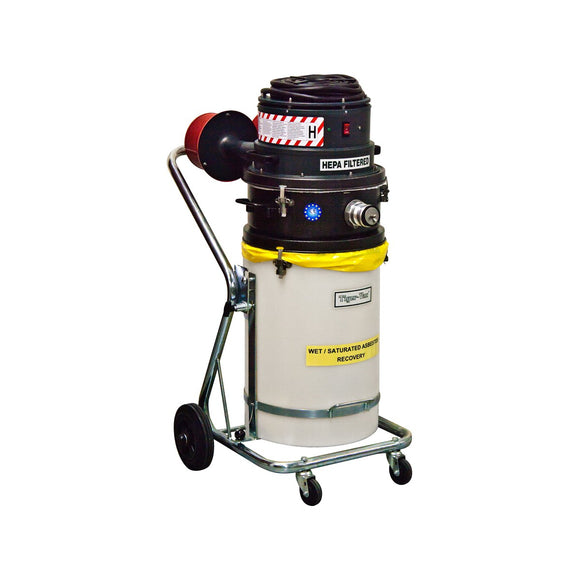 4D-16 (TC) RE HEPA MR (ASBESTOS) Tiger Vac Vacuum