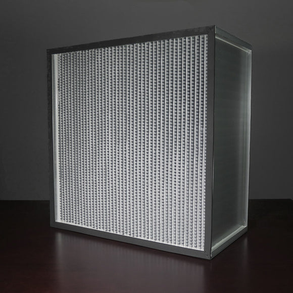 IN STOCK HEPA FILTER 24 x 24 x 12 (11.5) 1050CFM Upstream
