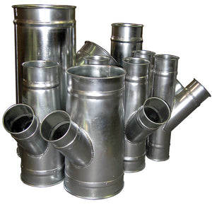 Stainless Steel Reducers for Clamp Together Duct