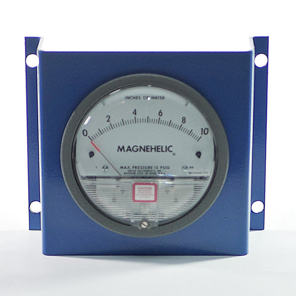 Magnahelic Filter Gauge Surface Mount Bracket