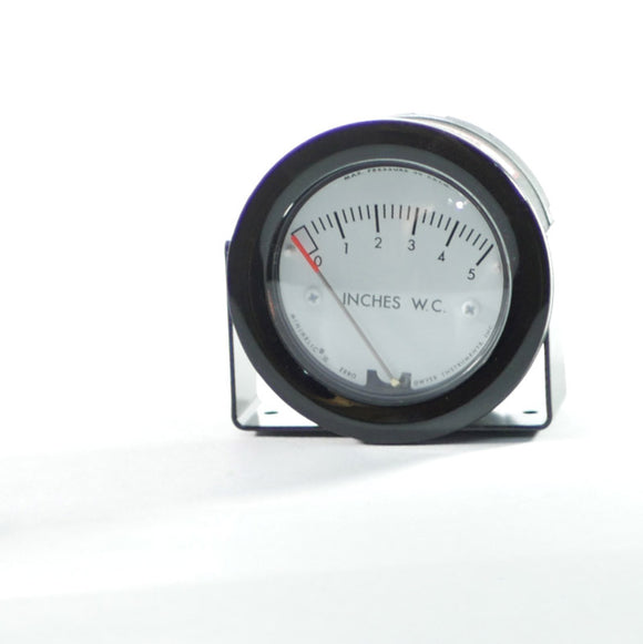 Minihelic Filter Gauge Kit