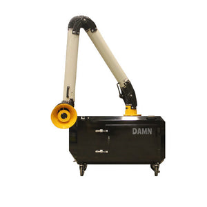 DAMN Orbital VII Portable Dust Collector