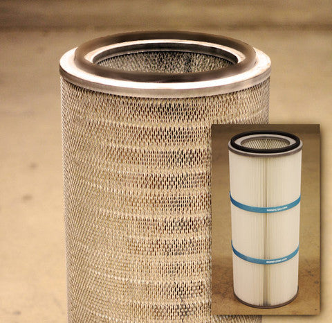DAMNfilters.com - Airflow - 7FRO-2025 (Dbl poly) OEM Replacement Filter
