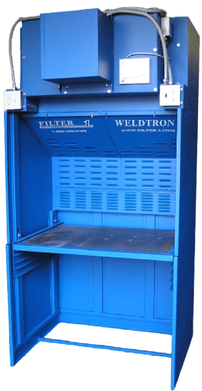 Weldtron 2000 Workstation