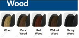 The Wood Filament Collection
