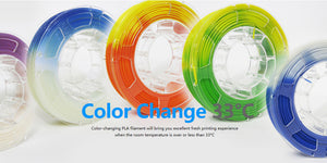 Colour Change Filament